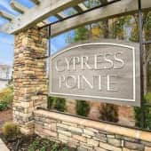 Cypress Pointe Sign
