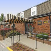 Exterior-Leasing Office