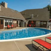 Furnished Outdoor Pool