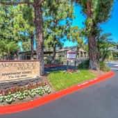 Parkewood Village Entrance