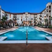 Resort Style Saltwater Pool
