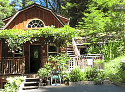 Furnished 1-Bedroom Cottage at Branciforte Dr & Mystery Spot Rd Santa Cruz