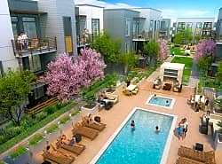 Elan Menlo Park Luxury Apartments