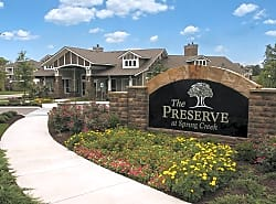 The Preserve At Spring Creek