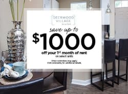 Deerwood Village Luxury Apartments
