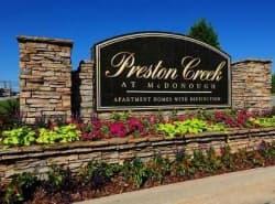 Preston Creek Apartments