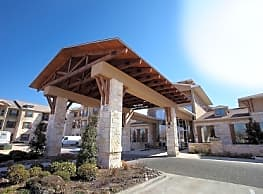 55+ Restricted - The Chateau Retirement Community - McKinney