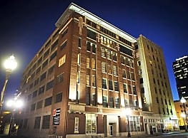 Block 2 Lofts - Little Rock