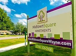 Midtown Square Apartments - Wayne
