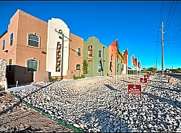 Paseo on Mission Trail - El Paso