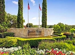 Sendero Ridge Apartment Homes - San Antonio