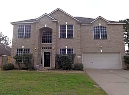 This 4 bedroom 3 bath home has 3022 square feet of - Humble