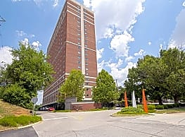 The Tower at Morgan Hill (student housing UT) - Knoxville