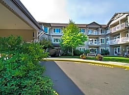 55+ Restricted - Willow Gardens Retirement Community - Puyallup