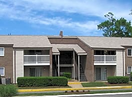 Wesleyan Courts Apartments - Virginia Beach