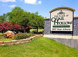 The Place at Quail Hollow - Broken Arrow