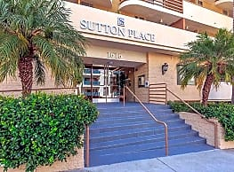 Sutton Place Apartments - Los Angeles
