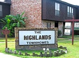 The Highland Townhomes - Huntsville