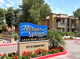 Mission Springs - Tempe