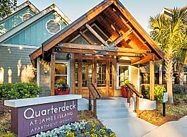 Quarterdeck at James Island - Charleston