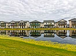 Arlington Cottages & Townhomes - Student Apts - Baton Rouge