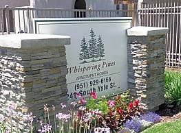 Whispering Pines - Hemet