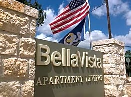Bella Vista Apartments - San Angelo