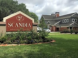 Scandia Apartments - College Station