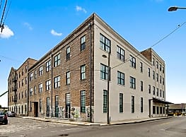 National Rice Mill Lofts - New Orleans