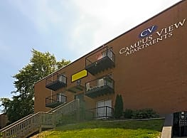 Campus View Apartments - Lawrence