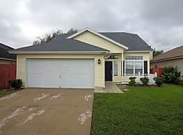 This 3 bed and 2.5 bath home has 1,966 square feet - Jacksonville
