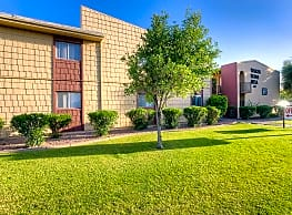 Warren house mesa apartments mesa az 85201 - West mesa high school swimming pool ...