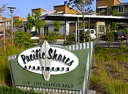 Pacific Shores Apartments - Santa Cruz