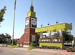 Chapel Hill - Lewisville