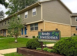 Brody Townhomes - Madison
