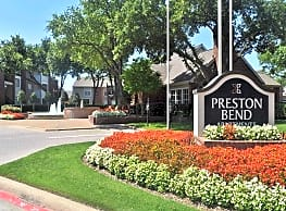 Preston Bend Apartments - Dallas