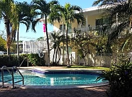 The Jasmine Apartments - Fort Lauderdale