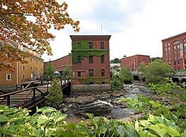 Baker Chocolate Factory Apartments - Dorchester