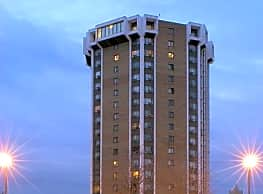 Cathedral Tower Apartments - Detroit