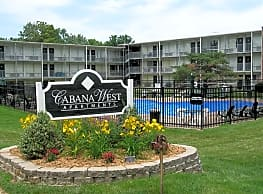 Cabana West Apartments - Saint Charles