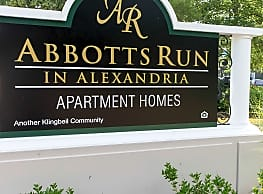 Abbotts Run - Alexandria