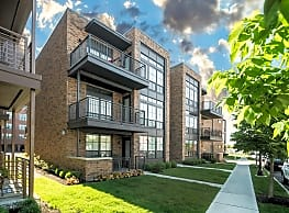 The Foundry at Jeffrey Park Apartments - Columbus