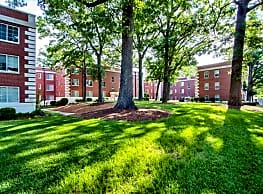 University Apartments and Commons - Durham - Durham