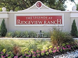 The Legends At Ridgeview Ranch - Plano