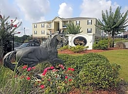 Belmont Apartments - Hattiesburg