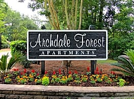 Archdale Forest - North Charleston