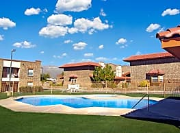 Monte Vista Townhome Apartments - Alamogordo