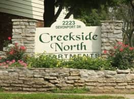 Creekside North Apartments - Lexington