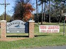 Vintage Hill Duplexes - Monroe