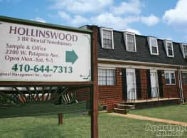 Hollinswood Townhomes - Baltimore